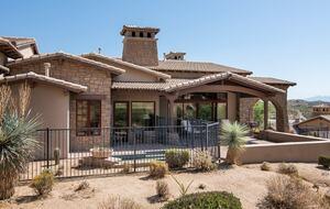 Home exchange in Scottsdale AZ, 3 bedroom 3 bath sleeps 6
