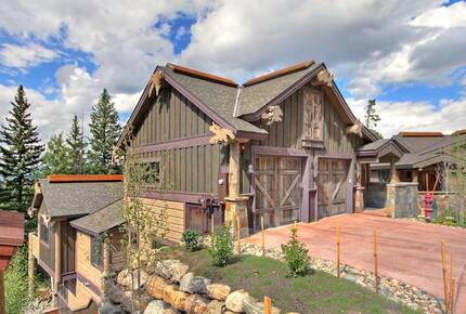 Home exchange in Breckenridge CO with 2 car garage