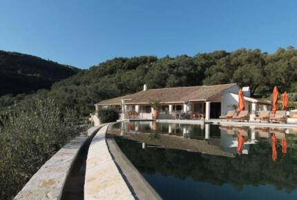 Villa Nafsika - Agios Stefanos Sinies, Greece