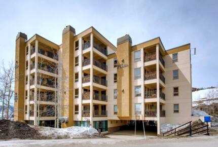 Home exchange, the Plaza at Crested Butte Mountain Resort
