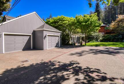 Home exchange in Mill Valley CA with 2 car garage