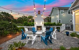 Home exchange in the WaterSound community in Inlet Beach FL