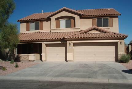 Home exchange in San Tan Valley AZ, 4 bedroom 2 bath sleeps 8