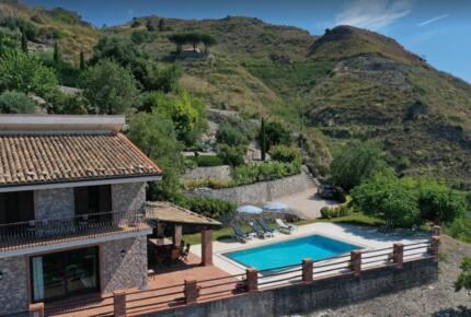 Villa Etna Mare - Taormina - Castelmola, Italy