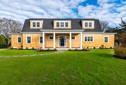 Home exchange in Martha's Vineyard, brand new 6 bedroom gambrel