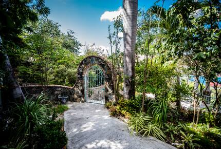 Home exchange in St John USVI with gated entry