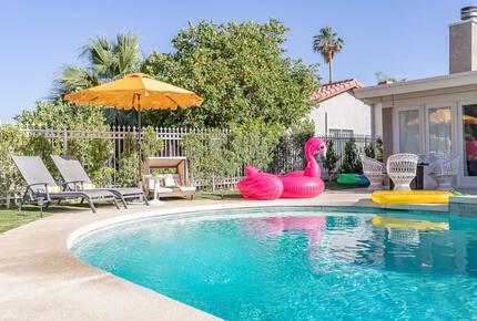 Desert Pool House in Palm Springs - Indio, California