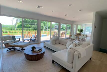 Westhampton Home with Private Dock - Westhampton, New York