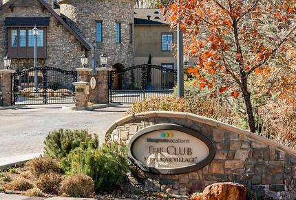 Home exchange at The Club at Big Bear Village