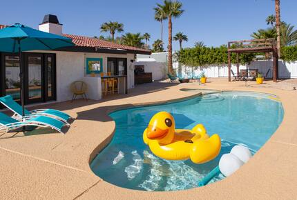 Casa JOI | Racquet Club Estates | Pool, Spa & View - Palm Springs, California