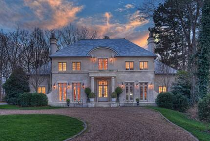 Home exchange in Charlotte NC with pristine landscaping