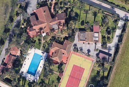 Villa Bianchi - Latina, Italy