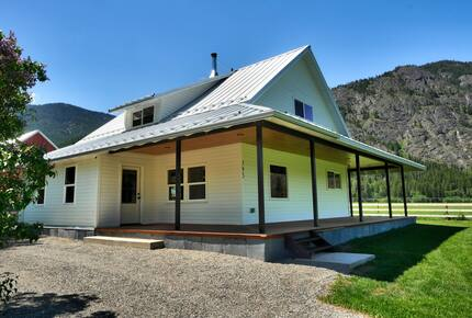 Home exchange in Winthrop WA, first private ranch residence