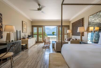 Four Seasons Resort - Rooftop Sky Suite - British West Indies, Anguilla