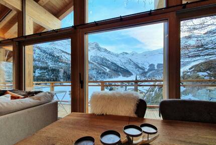Luxury Swiss Chalet Sonnhalde - Saas Fee, Switzerland