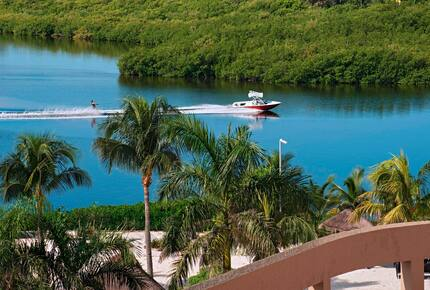 Home exchange in Cancun, Nichupté Lagoon