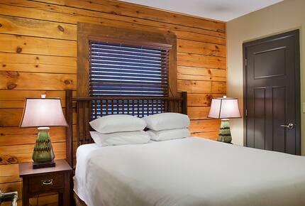 Home exchange in Wisconsin Dells, 2 bedroom deluxe guest room