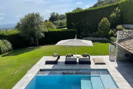 Villa Libra - Vence, France