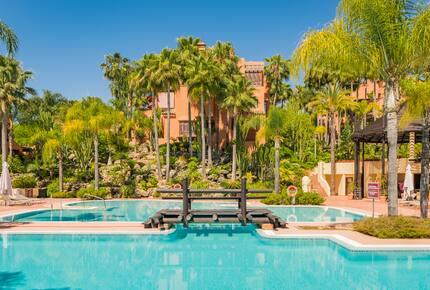 Apartment La Alzambra in Marbella - Marbella, Spain