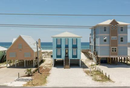 4 Sea-Suns Beach House - Gulf Shores, Alabama