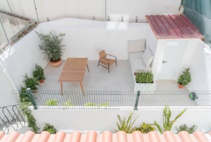 Design Apartment in Santos - Lisbon, Portugal