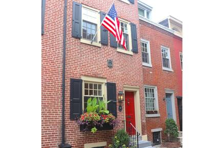 Historical Philadelphia Trinity Home - Philadelphia, Pennsylvania