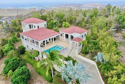 Tropical Palm Villa - St. Thomas, Virgin Islands, U.S.