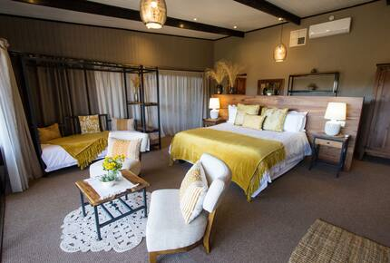 A One Bedroom Suite at Tiger Canyon Private Game Reserve - Philippolis, South Africa