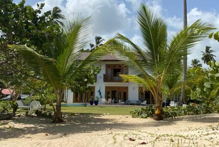 Beachfront House Saramar in Portillo - Portillo, Dominican Republic