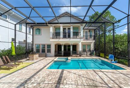Reunion Majestic Manor - Reunion, Florida