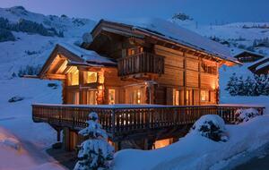 Chalet la Pierre Avoi - Verbier, Switzerland