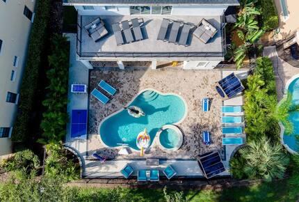 Luxury Reunion Resort Gathering Villa - Kissimmee, Florida