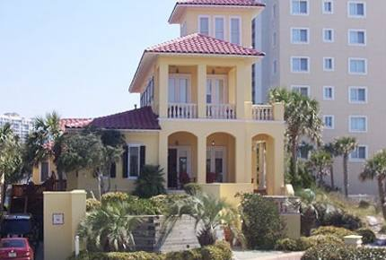 Magnificent Chateau Cheri - 60 Steps to the Beach!