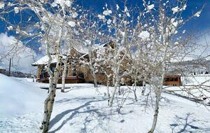 Baliwood, A Ski Lodge filled with Balinese art - Park City, Utah