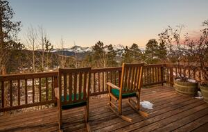 Breathtaking Mountain View Chalet - Breckenridge, Colorado