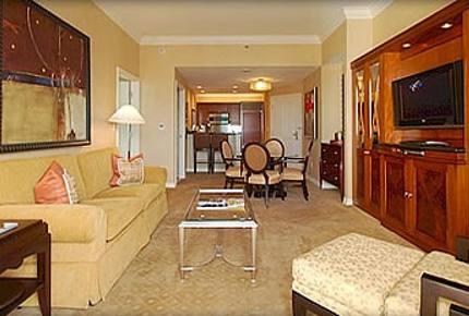 Signature MGM Grand Suite - Las Vegas, Nevada