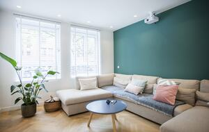 Duplex near the canals in the heart of Amsterdam - Amsterdam, Netherlands