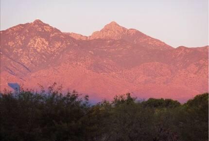 Santa Rita Mountainside Lookout