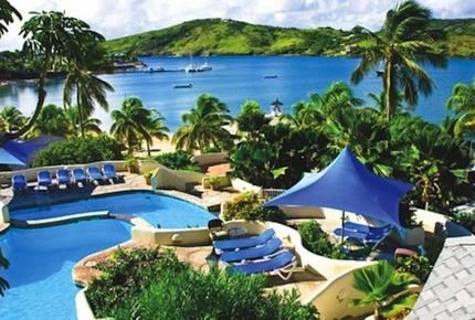 St. James Club Resort in Antigua