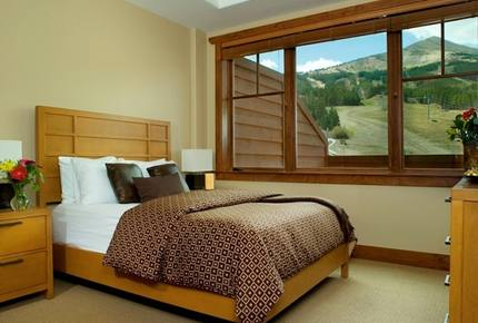One Bedroom Villa at One Ski Hill Place