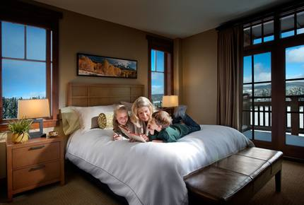 3 Bedroom Villa at One Ski Hill Place - Breckenridge, Colorado