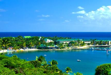 St. James Club Resort in Antigua
