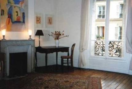 Charming Paris Apartment