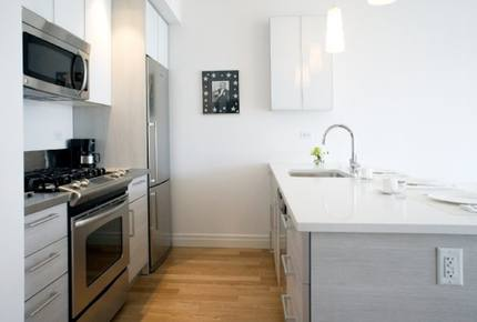 Mercedes House Suite - New York City, New York