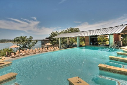 Texas Lake Luxury near Austin