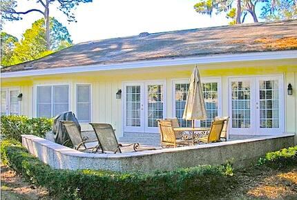 Sea Island Cottage