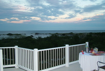 Barnegat Light Ocean Front Shore House