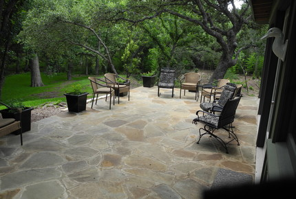Texas Hill Country Ranch + Cypress Creek Swimming