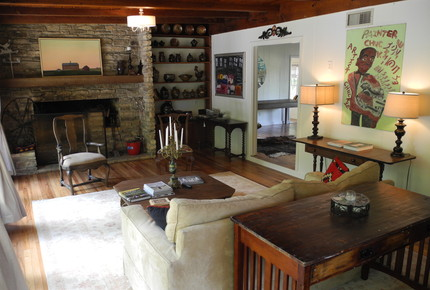 Texas Hill Country Ranch + Cypress Creek Swimming - Wimberley, Texas