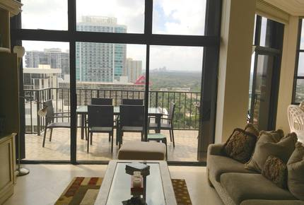 Amazing Penthouse in the most exclusive area of Miami - Miami, Florida